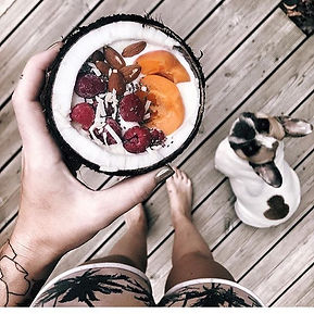recette smoothie bowl healthy