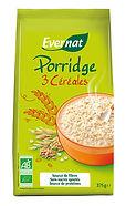 porridge bio evernat