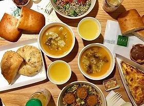 Exki restaurant Bruxelles