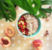 recette porridge à la cannelle healthy