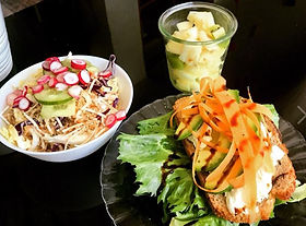 Hygge restaurant healthy Avignon