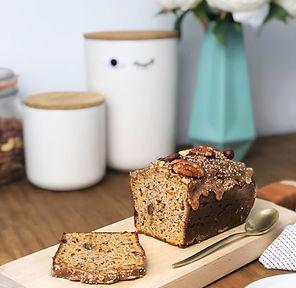 recette carrot cake sans sucre ni matière grasse