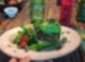 green & berry restaurant healthy barcelone