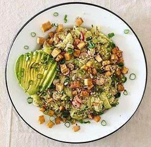recette salade de quinoa