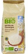 riz semi complet bio carrefour