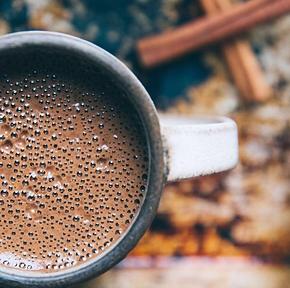 recette chocolat chaud banane