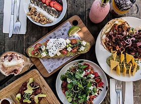 surf house restaurant healthy barcelone
