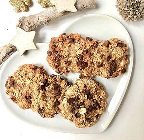 recette cookies sans oeuf ni beurr