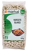 haricots blancs bio markal