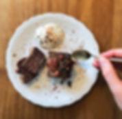 recette brownie à la patate douce vegan et sans sucre