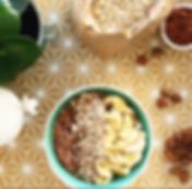 recette porridge au chocolat healthy