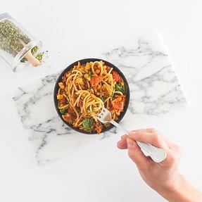 recette bolognaise vegan