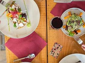 le QG by nine's restaurant healthy avignon