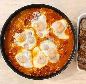 recette chakchouka healthy