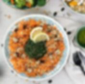 recette salade boulgour et carottes