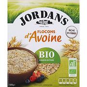 flocons avoine bio jordans