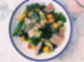 flax&kale restaurant healthy barcelone