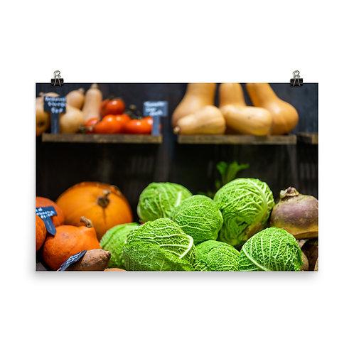Vegetare Poster