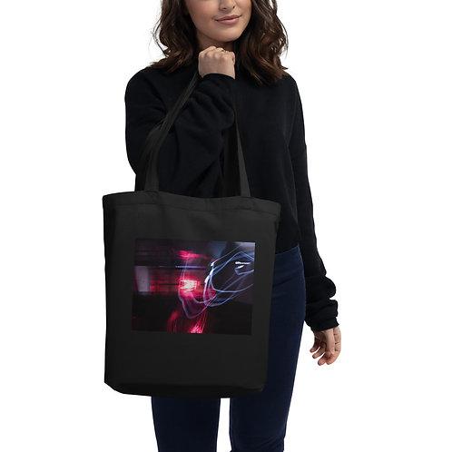 Neon Blaze Eco Tote Bag