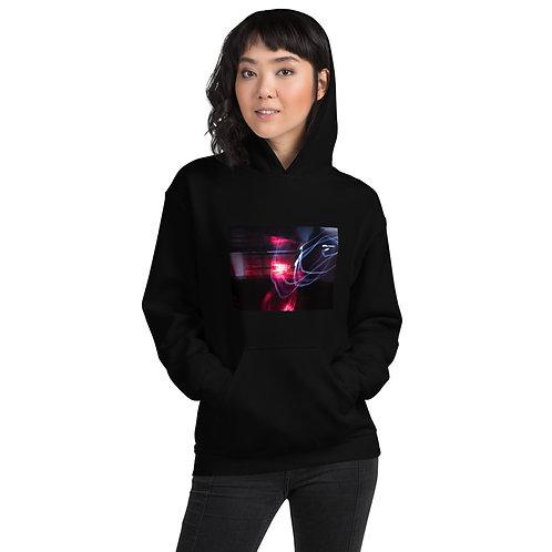 Neon Blaze Unisex Hoodie