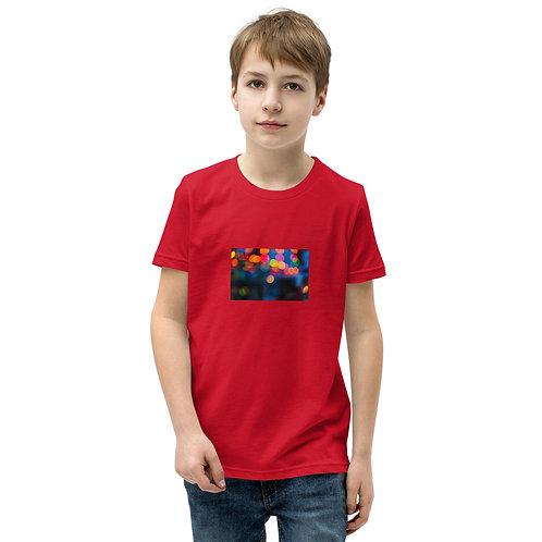 San Francisco Lights Youth Short Sleeve T-Shirt
