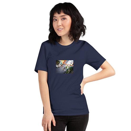 Chinatown Short-Sleeve Unisex T-Shirt