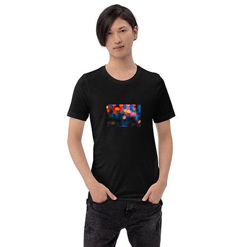 San Francisco Lights Short-Sleeve Unisex T-Shirt
