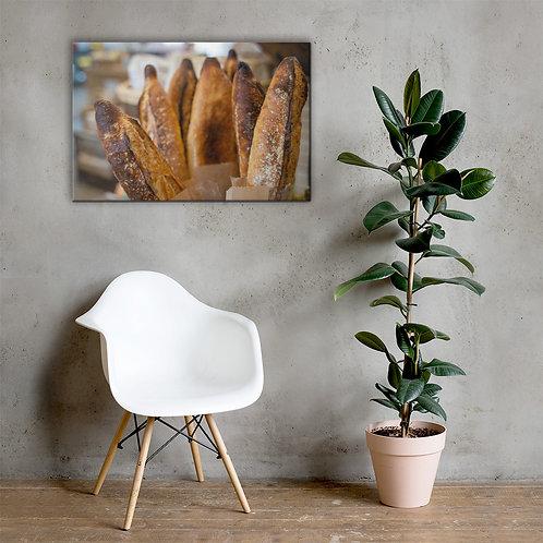 Boulangerie Canvas