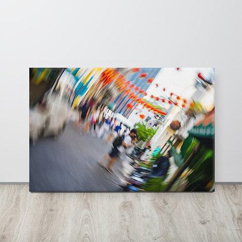 Chinatown Canvas