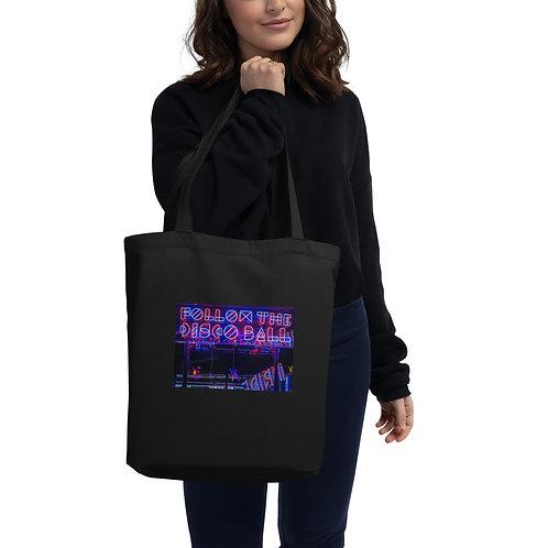 Follow The Disco Ball Eco Tote Bag