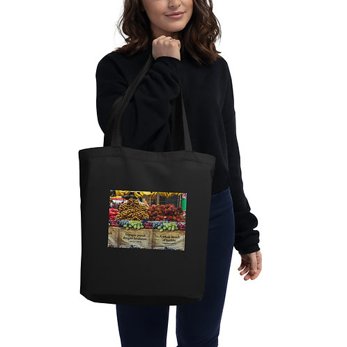 Malay Market Eco Tote Bag