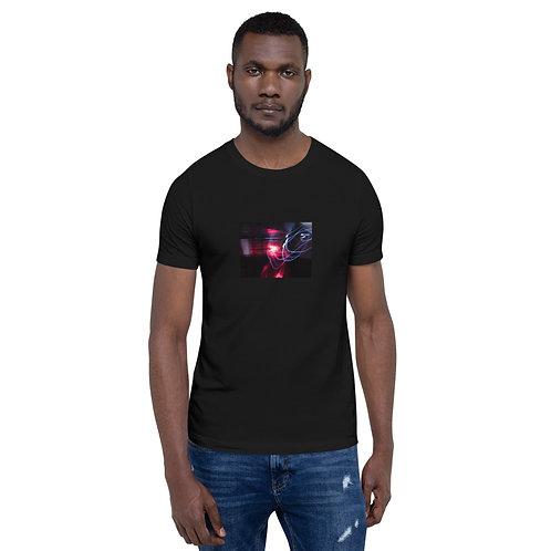Neon Blaze Short-Sleeve Unisex T-Shirt