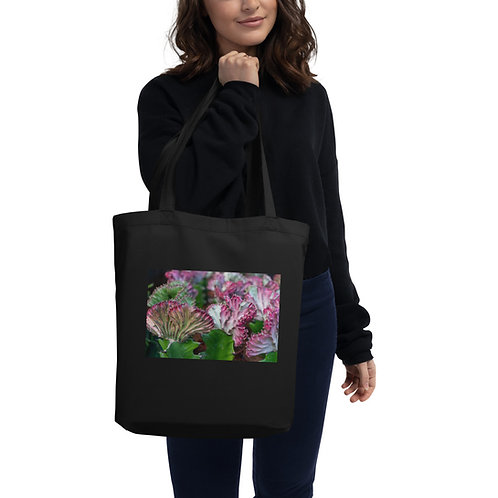 Macro Cacti Eco Tote Bag