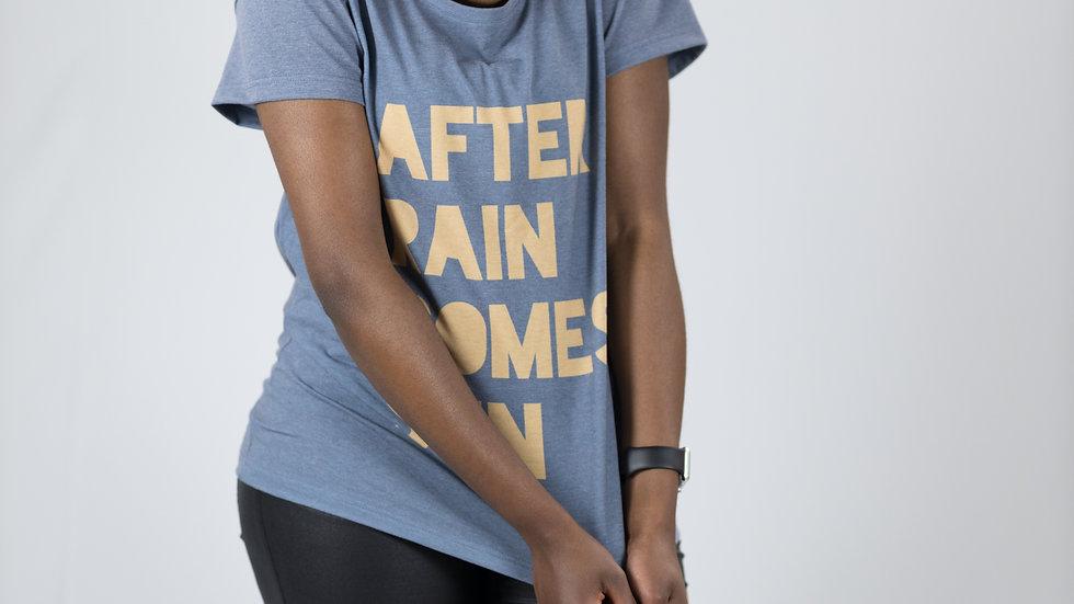 Shirt für Frauen Blau
