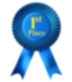 First place camp ribbon.