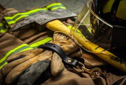 Firefighter Glove Keeper