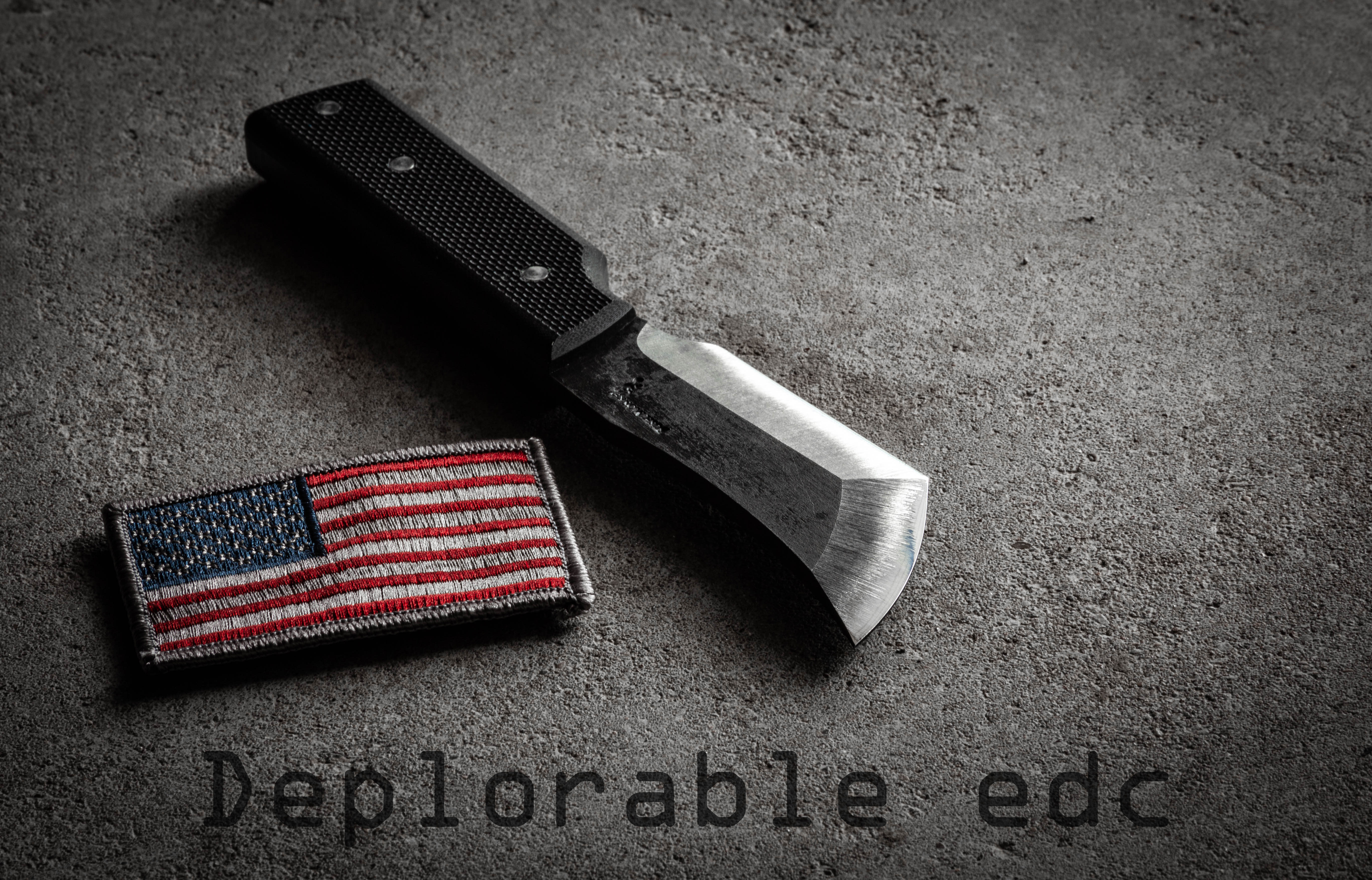 Deplorable edc