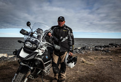 The end of the Dempster Highway