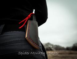 Spider Monkey Leather