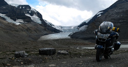 Columbia Icefield, Alberta
