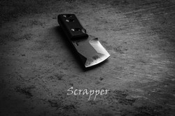 Scrapper with G10 handle