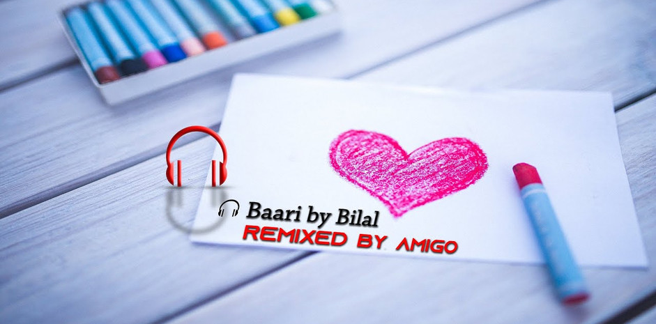 Baari by Bilal Saeed (Remix) | Official Amigo Remake