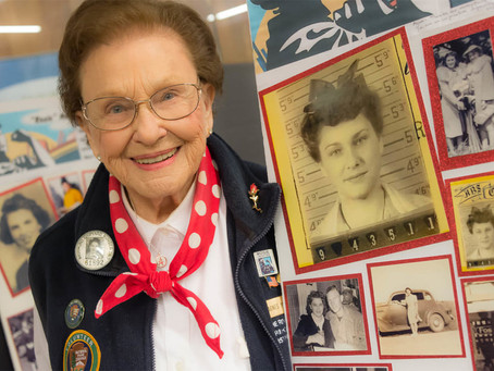 It is with the heaviest of hearts that we share the passing of Agnes Moore