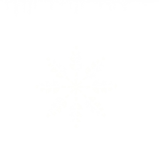 Icicles and Snowflake