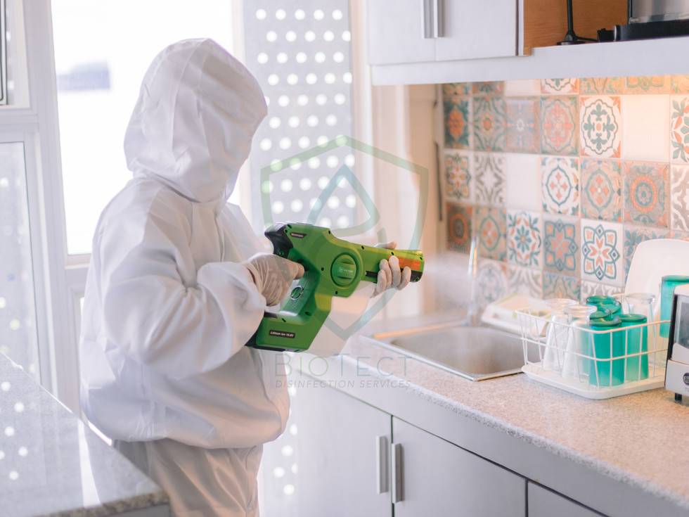 Residential Disinfection Service Manila