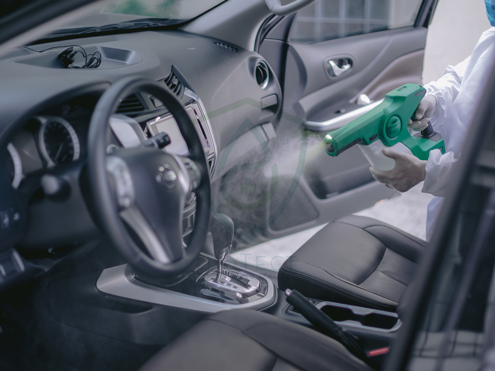 Vehicle Disinfection Service