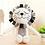Thumbnail: בובת אריה גדולה | בובה לילדים | בובה לתינוק | עיצוב חדר ילדים