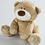 Thumbnail: דובי רך חום בהיר   בובה לילדים   בובה לתינוק   מתנה לתינוק   מתנה ליולדת