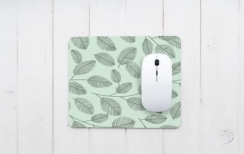 פד מעוצב לעכבר | משטח לעכבר מחשב | דגם עלים