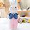 Thumbnail: בובה לילדים   מתנה לילדה   מתנה ליולדת   בובת ארנבת